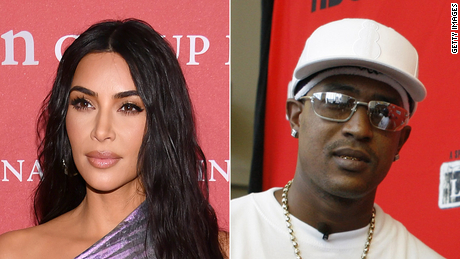 Kim Kardashian West joins forces with singer Monica in fight to free rapper C-Murder