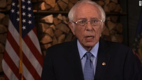 Bernie Sanders says he would accept Labor secretary job if Joe Biden asks