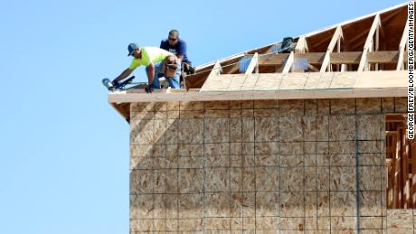 Housing market is still going strong and propping up the economy