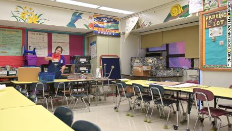New York City schools' remote opening is off to a bumpy, stressful start