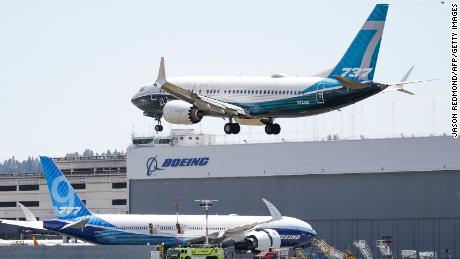 Boeing wins first order this year for 737 Max planes
