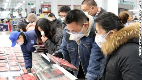 Sam's Club already has 26 stores in China, including this one Nantong. The company could have as many as 45 in the country by the end of 2022.