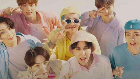 BTS video 'Dynamite' breaks YouTube record for most views in 24 hours