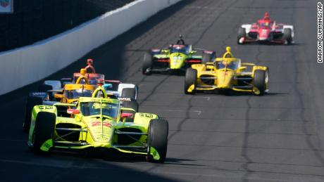 Spencer Pigot has full memory of horror Indy 500 crash