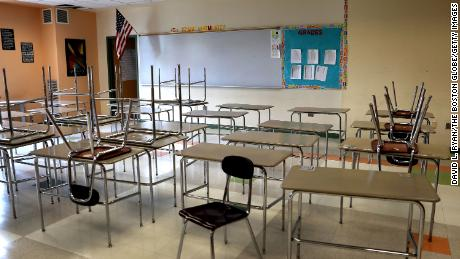 CDC updates school guidelines for Covid-19 pandemic