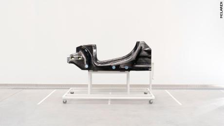 McLaren has unveiled a new basic assembly for use with hybrids.