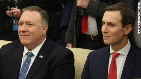 What Pompeo and Kushner are up to