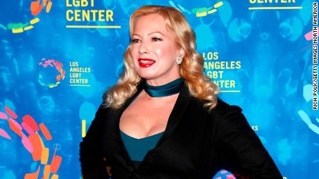 Actress Traci Lords attends the Los Angeles LGBT Center 47th Anniversary Gala Vanguard Awards at Pacific Design Center in 2016 in West Hollywood, California.