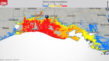 Laura to Join Costly List of Catastrophic Gulf Coast Hurricanes
