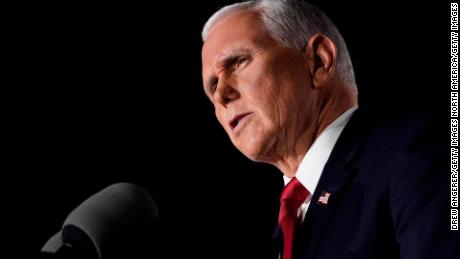 Pence commits to 'an orderly transition and to a safe inauguration'