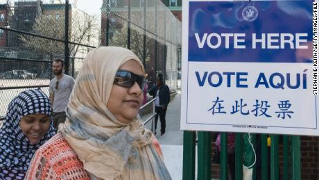 American Muslim groups rally thousands to get political on National Muslim Voter Registration Day