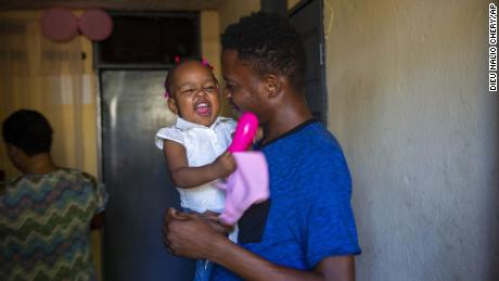 Verty, who recently tried to immigrate to the United States, told The Associated Press that he and his family were detained at a hotel before being expelled on a flight to Haiti.