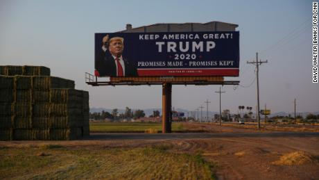 Gas station secured small business bailout money, then paid for Trump billboards
