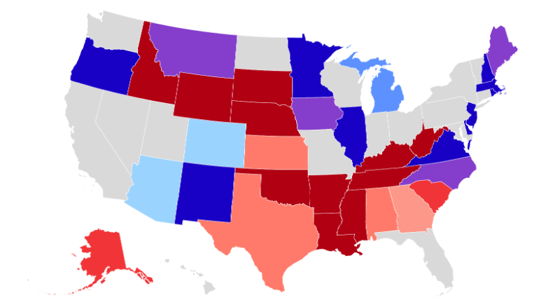 What if Senate Democrats win BIG in November?