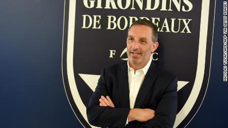 DaGrosa became owner of Bordeaux in 2018.
