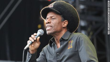 Musician Eddy Grant sues Trump campaign over use of 'Electric Avenue'