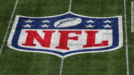The NFL will feature social justice statements stenciled in each team's end zone during games, 리그 말한다
