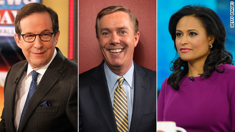 Debate Moderators Announced From Fox, C-SPAN, NBC, And USA Today