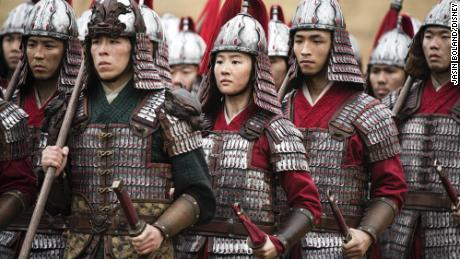 To be a success, 'Mulan' may have to conquer the world