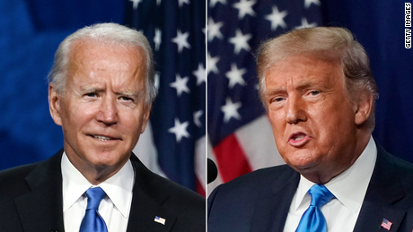 Trump pushes misleading claim China is stoking protests to help Biden win election