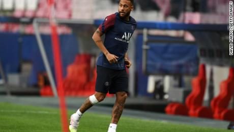 Neymar reportedly one of six PSG players to test positive for Covid-19