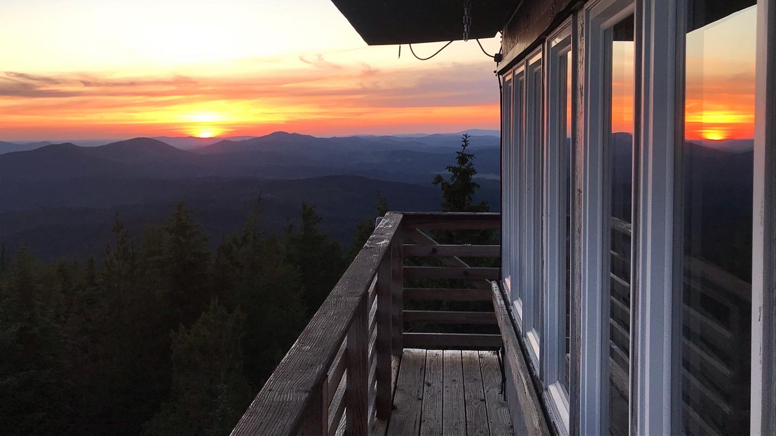 How To Rent Fire Lookout Tower A 40 Bargain And Covid 19 Escape Cnn Travel