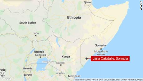 Somali troops dead, one USA adviser wounded, in vehicle bombing