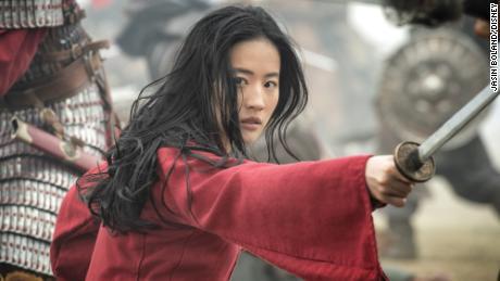 Disney hit by backlash after thanking Xinjiang authorities in 'Mulan' credits