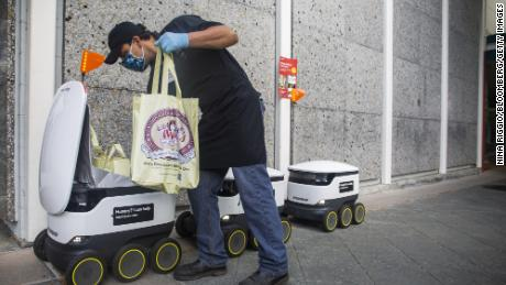 Robots won't take away our jobs. They will make work safer and more efficient