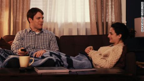 Jake Lacy, Jenny Slate in 'Obvious Child' (2014)