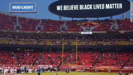 The NFL's racial justice efforts fall far short
