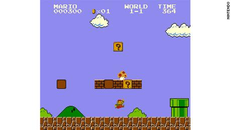 "The first ""Super Mario Bros."" redefined gaming as we know it."