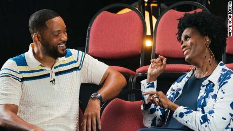 Will Smith sat down with Janet Hubert for the special.