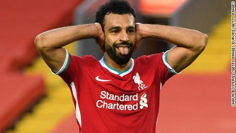 Mo Salah hat trick sinks Leeds in seven-goal Premier League thriller