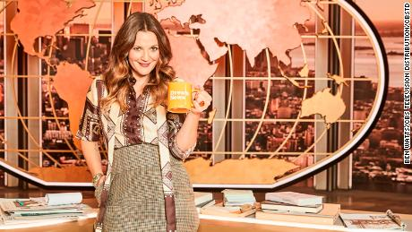 Drew Barrymore has nothing to hide as she launches her new talk show