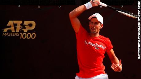 Novak Djokovic ne pense pas qu'il n'oubliera jamais la disqualification de l'US Open