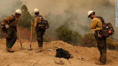 These are the Hotshots, firefighters on the front lines of deadly blazes