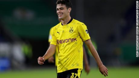 Giovanni Reyna devrait avoir un impact dans la première équipe cette saison.