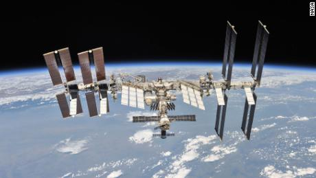International Space Station moved in orbit to avoid collision with space debris