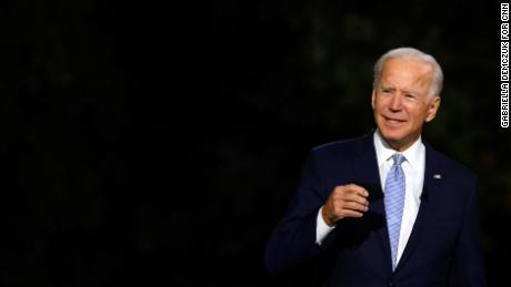 Joe Biden showed America a different kind of leadership
