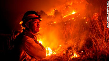 As firefighters hope to gain ground on some West Coast fires, others prompt more evacuations