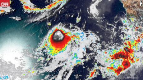 We've run out of names for the 2020 Atlantic hurricane season