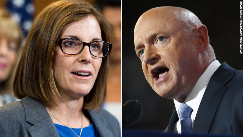 Supreme Court fight highlights US Senate race in Arizona