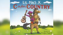 """Lil Nas X this week released his children's book, """"C Is for Country."""""""