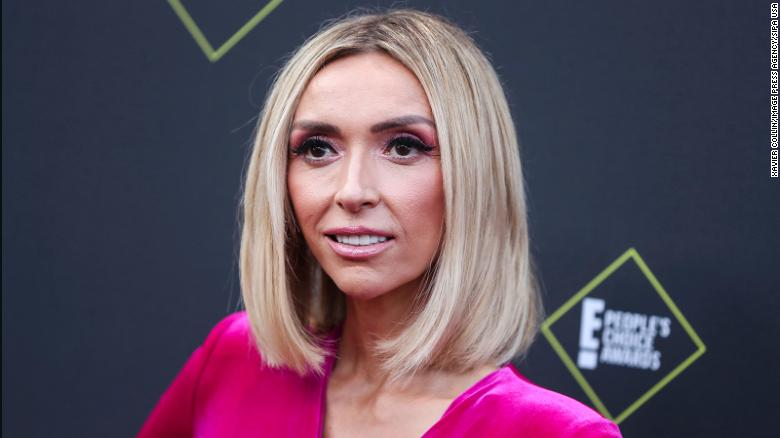 E! host Giuliana Rancic says she was absent from Emmy Awards because of positive Covid-19 test