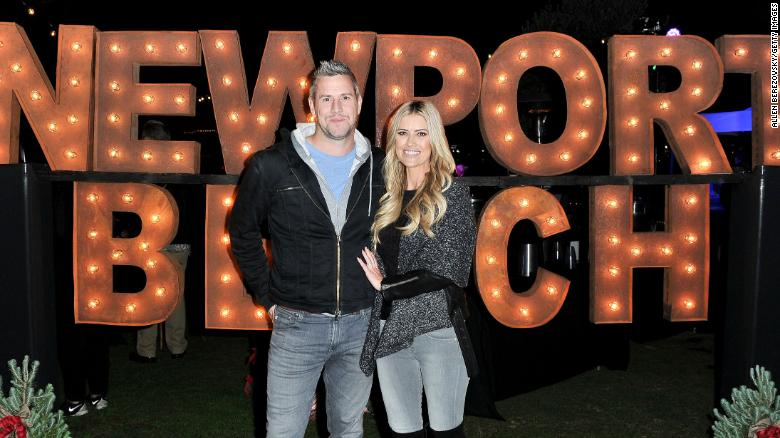 Christina Anstead splits with husband of less than 2 años