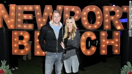 Christina Anstead splits with husband of less than 2 anni