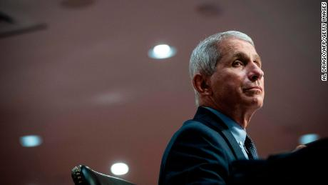Fauci shares Biden's concern that 'darkest days' may be ahead in Covid-19 fight