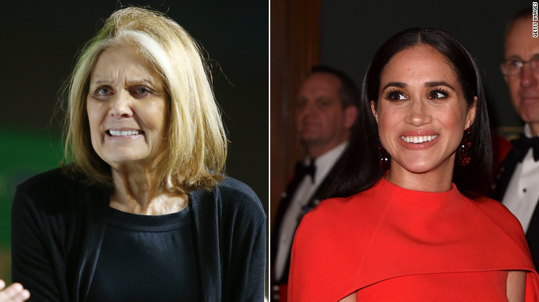 Gloria Steinem revealed she teamed up with Meghan Markle to cold-call voters
