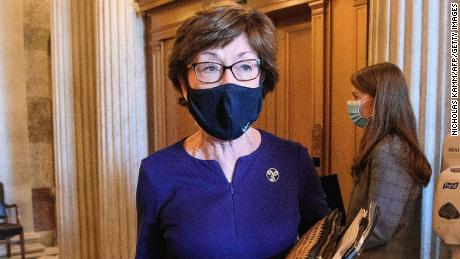 苏珊·柯林斯(Susan Collins): 'I do not believe systemic racism is a problem in the state of Maine'